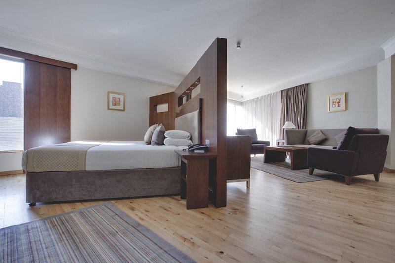 Radisson Blu Hotel Glasgow Odanın görünümü