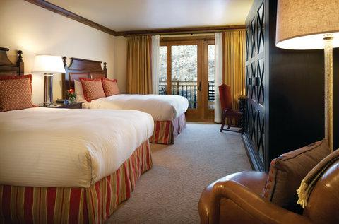 The Sebastian Vail Preferred Hotels and Resorts - Luxury Plaza