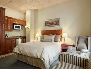 Hotel Travelodge Montreal Centre 客房视图
