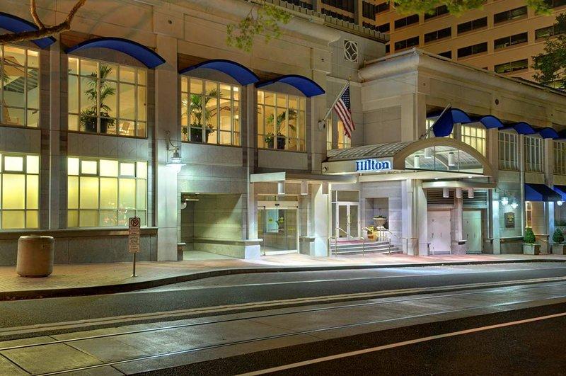 Hilton Portland Downtown - Portland, OR