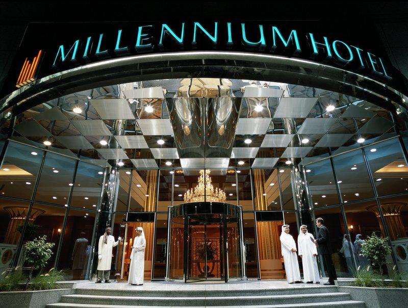Millennium Hotel Abu Dhabi Вид снаружи