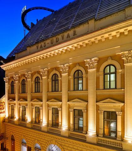 Millennium Court, Budapest - Marriott Executive Apartments - Exterior