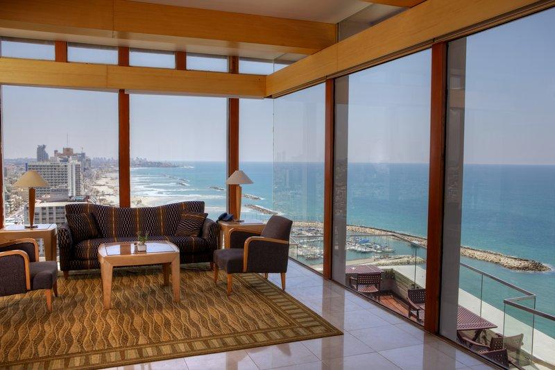 Hilton Tel Aviv Huonenäkymä