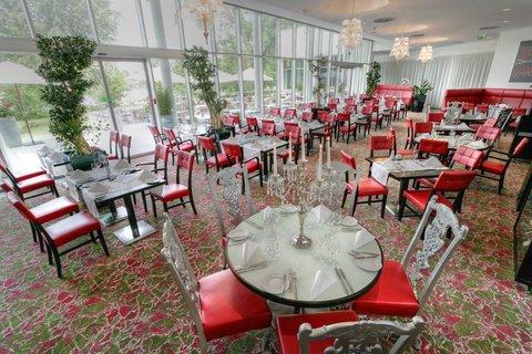 أركوتيل كايزرفاسر - Restaurant UNO at ARCOTEL Kaiserwasser
