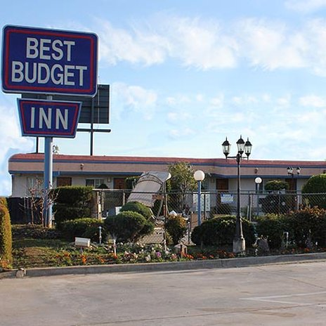 Best Budget Inn Fresno - Exterior