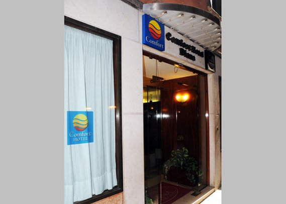 Comfort Hotel Diana Exterior view