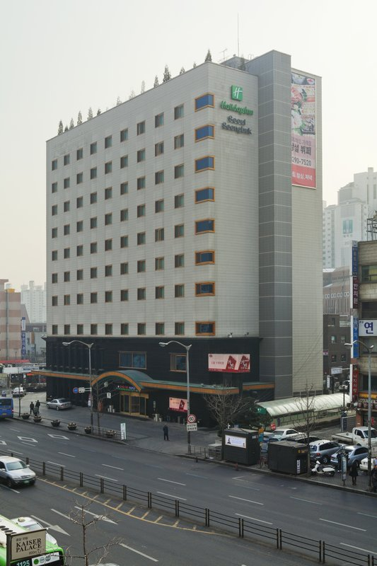 Holiday Inn Seongbuk Dış görünüş