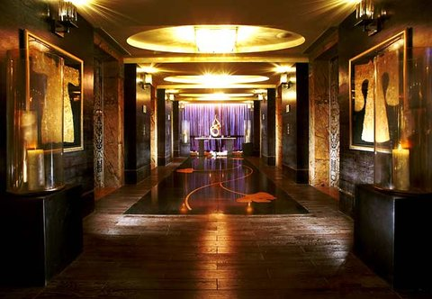 Renaissance Beijing Capital Hotel - Spa Entrance