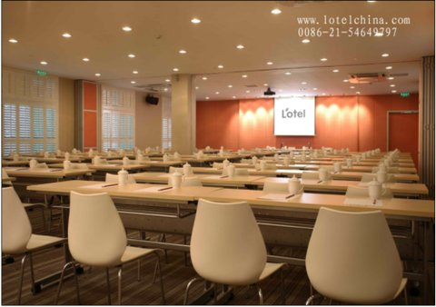 Lotel Boutique Hotel Non Smoking - Meeting Room
