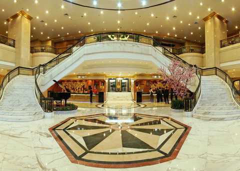 Gold Source Hotel - Hotel Lobby