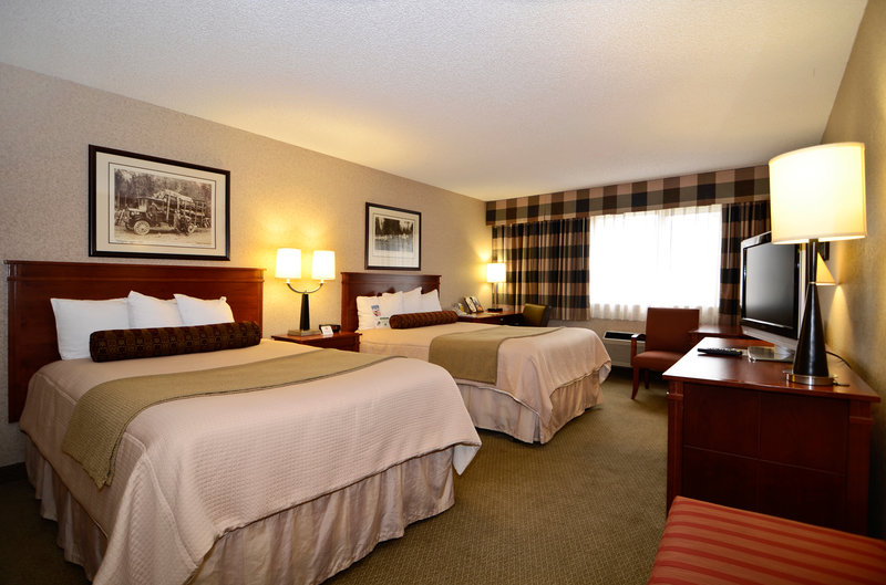 Best Western Plus-Lakeway Inn - Bellingham, WA