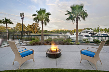 University Plaza Waterfrnt Htl - Stockton, CA