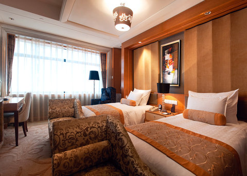 Gold Source Hotel - Guest Room