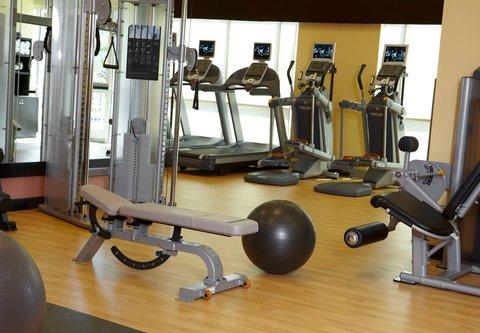Renaissance Tampa International Plaza Hotel - Fitness Center