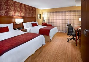 Room - Courtyard by Marriott Hotel Edmonton West