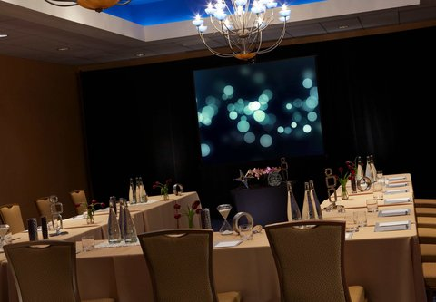 Renaissance Tampa International Plaza Hotel - Meeting Room   U-Shape Setup