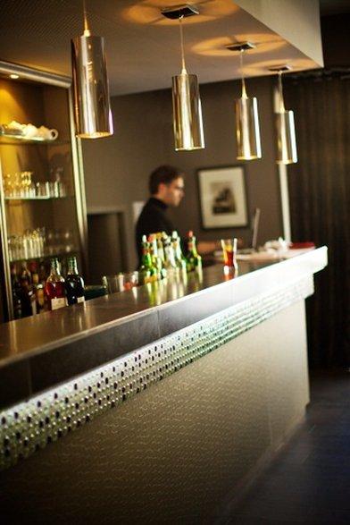 Hotel de France Baari/lounge