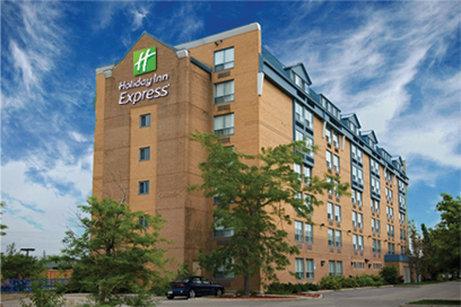 Holiday Inn Express Toronto-North York Вид снаружи