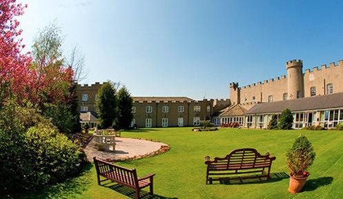 Ramside Hall Classic Hotel Kilátás a szabadba
