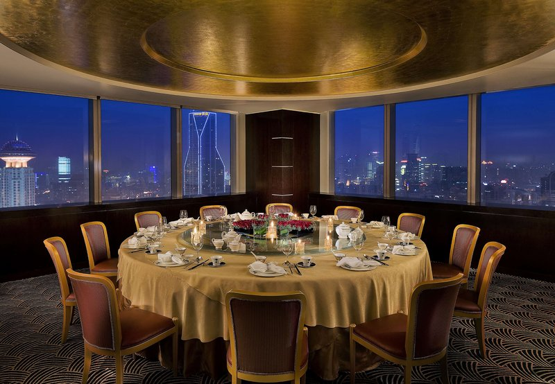 JW Marriott Shanghai at Tomorrow Square Gastronomi