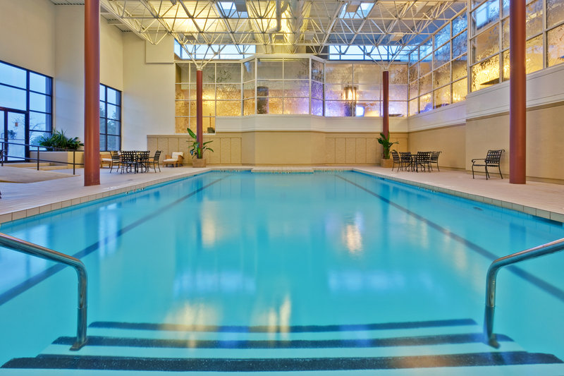 Crowne Plaza Hotel Chicago O'Hare Piscine