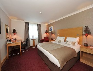 Ramada Shaws Bridge Belfast View of room