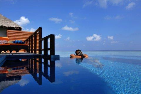 Velassaru Maldives - Water villa With Pool