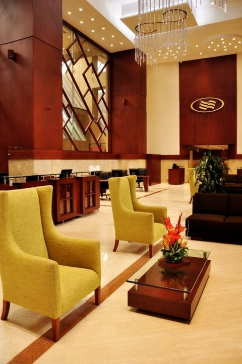 Crowne Plaza Aparta Suites Tequendama Aula