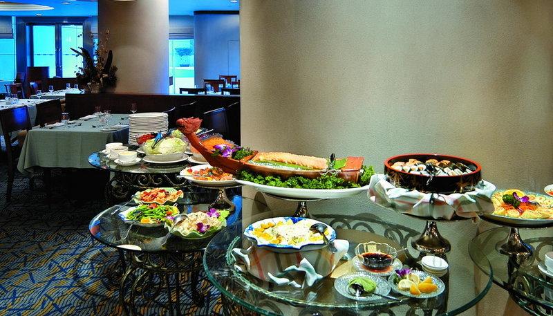 Holiday Inn Zhuhai Étkezés