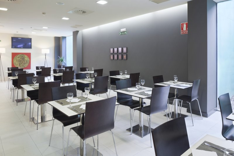 Holiday Inn Express Pamplona Gastronomia