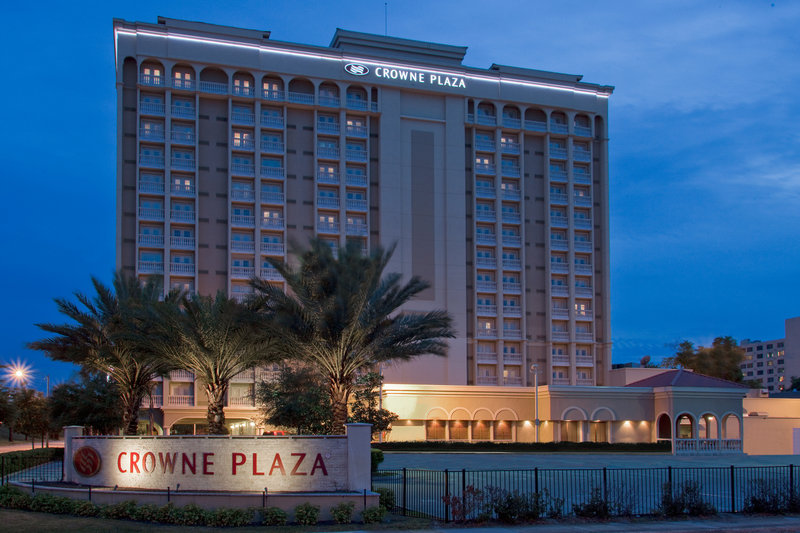 Crowne Plaza Hotel ORLANDO-DOWNTOWN 外観