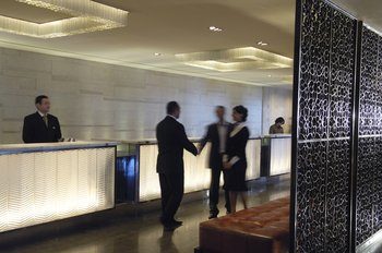 Semiramis InterContinental Cairo - Lobby