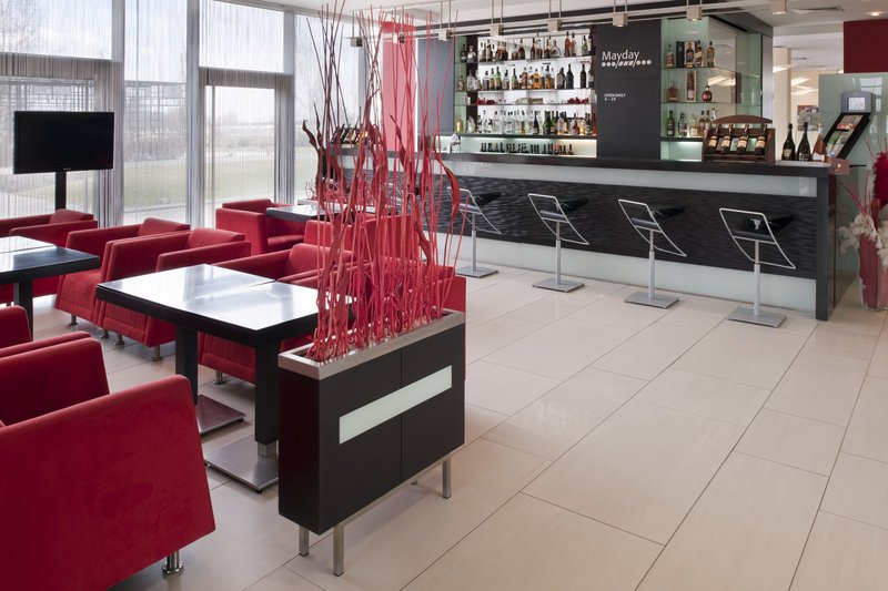 Holiday Inn Prague Airport Bar/lounge