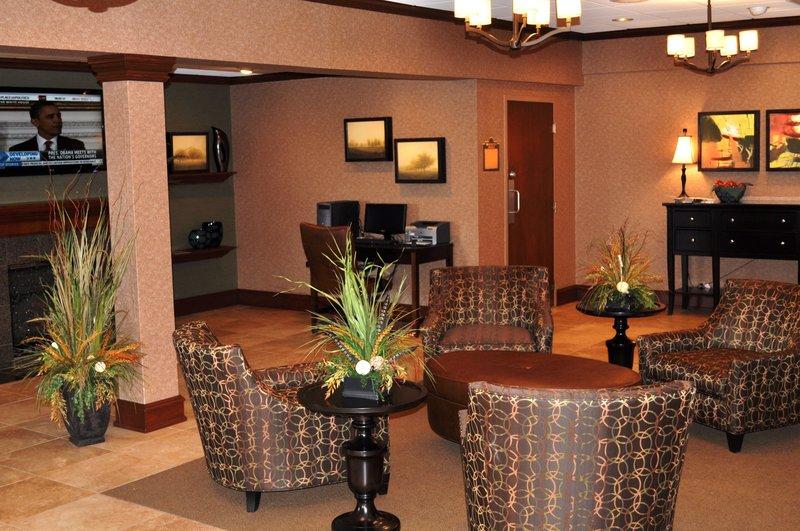 Holiday Inn St. Louis - South I-55 Lobby