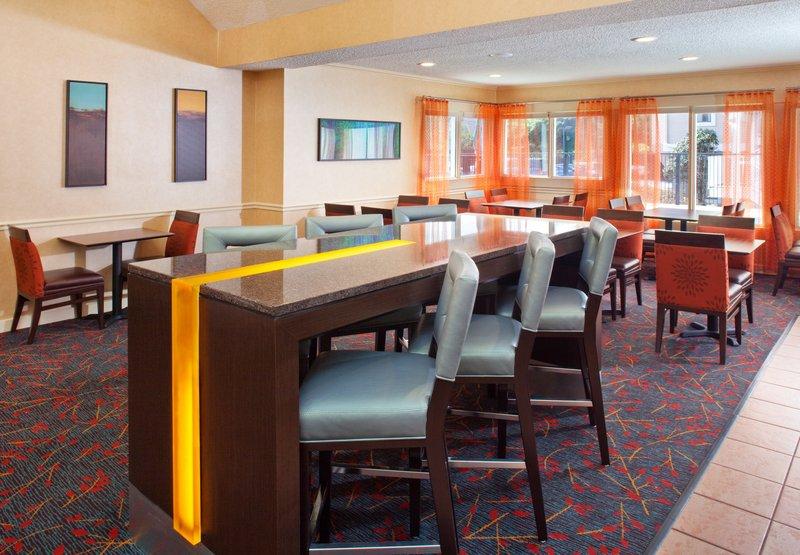 Residence Inn Atlanta Buckhead Lobby