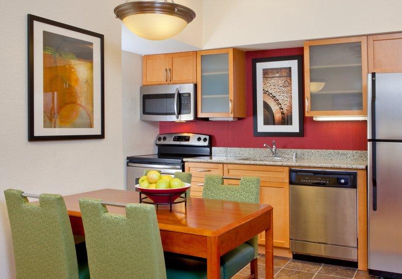 Residence Inn Atlanta Buckhead Zimmeransicht