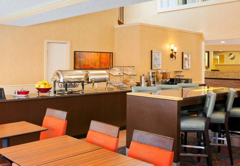 Residence Inn Atlanta Buckhead Gastronomie