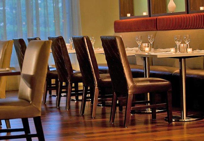 Renaissance Newark Airport Hotel Gastronomie