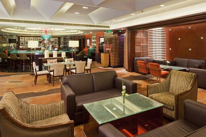 Crowne Plaza Hotel Fudan Shanghai Bar/Lounge