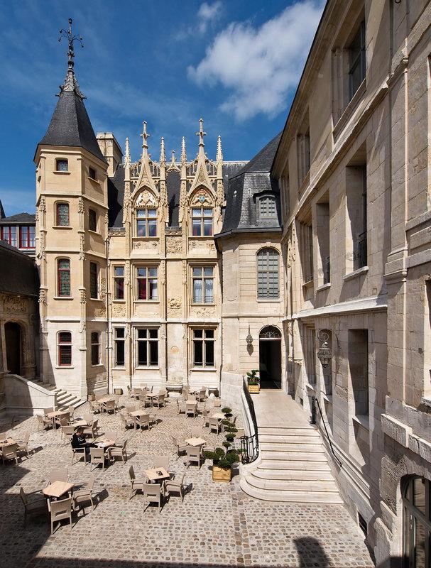 Hotel de Bourgtheroulde, Autograph Collection Dış görünüş