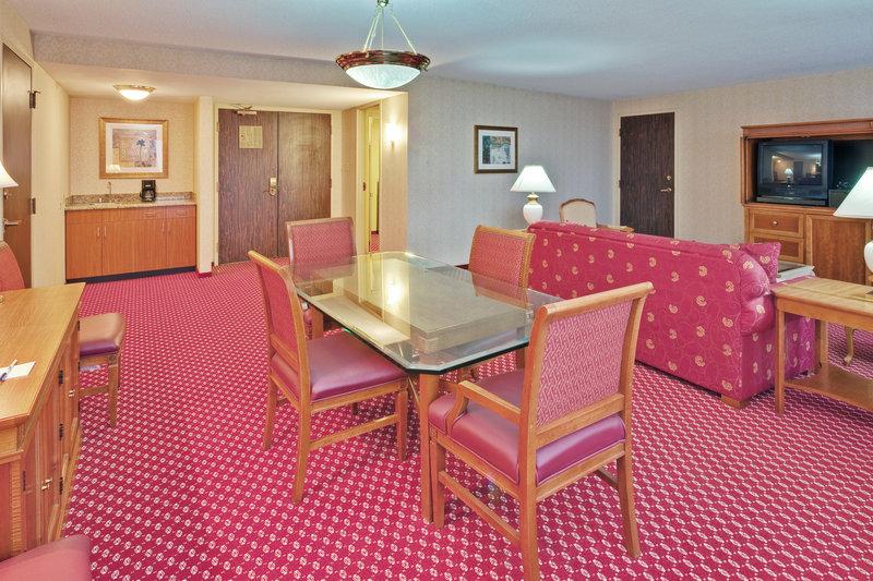 Holiday Inn Express Hotel & Suites Chicago o`Hare Pomieszczenie konferencyjne