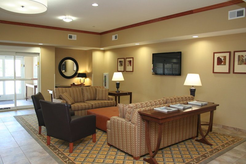 Candlewood Suites Avondale-New Orleans Lobby