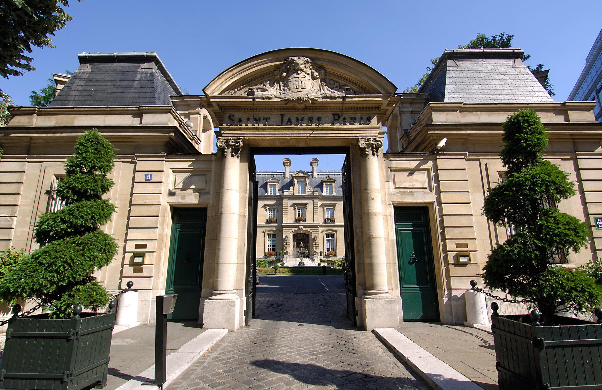 Saint James Paris Paris Rockstar Hotels