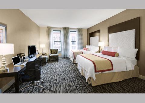 Fairfield Inn & Suites Keene Downtown - Double Queens