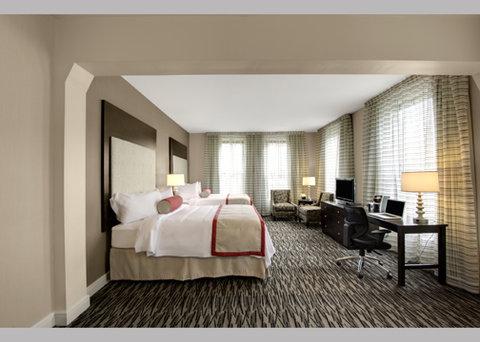 Fairfield Inn & Suites Keene Downtown - Double Queen Suite