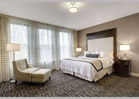 Fairfield Inn & Suites Keene Downtown - King Room