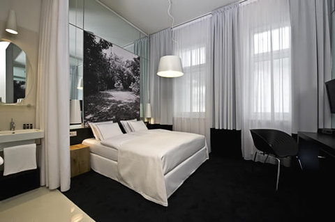 Sir FK Savigny - BERDouble Room