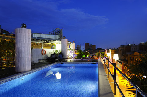 فندق كلاريس جي إل - Terraza Claris Summer Season