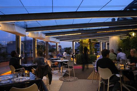 فندق كلاريس جي إل - Terraza Claris Restaurant Summer Season