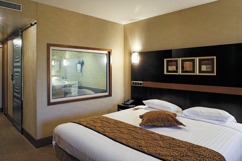 Radisson Blu Hotel, Paris Charles De Gaulle Airport Zimmeransicht